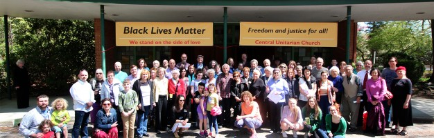 Central Unitarian Church affirms and supports Black Lives Matter