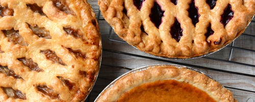 November 22: Thanksgiving Celebration and Pie Brunch