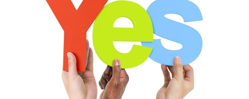April 2: 'The Power of Yes'