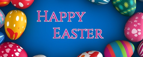 March 27: Easter Sunday Celebration!
